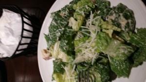 Caesar salade bij Carrabba's