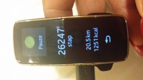 Pedometer  I dare you to beat this